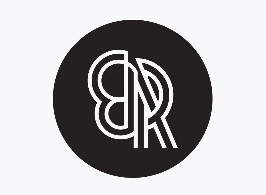 Logo design trouwkaart