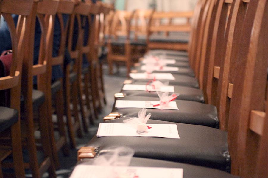 liturgie ontwerp bruiloft kerk