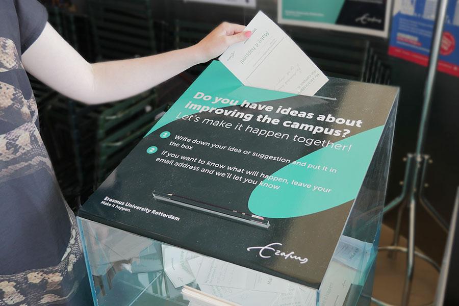 Erasmus idea box