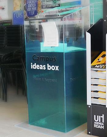 ideenbox ontwerp en productie
