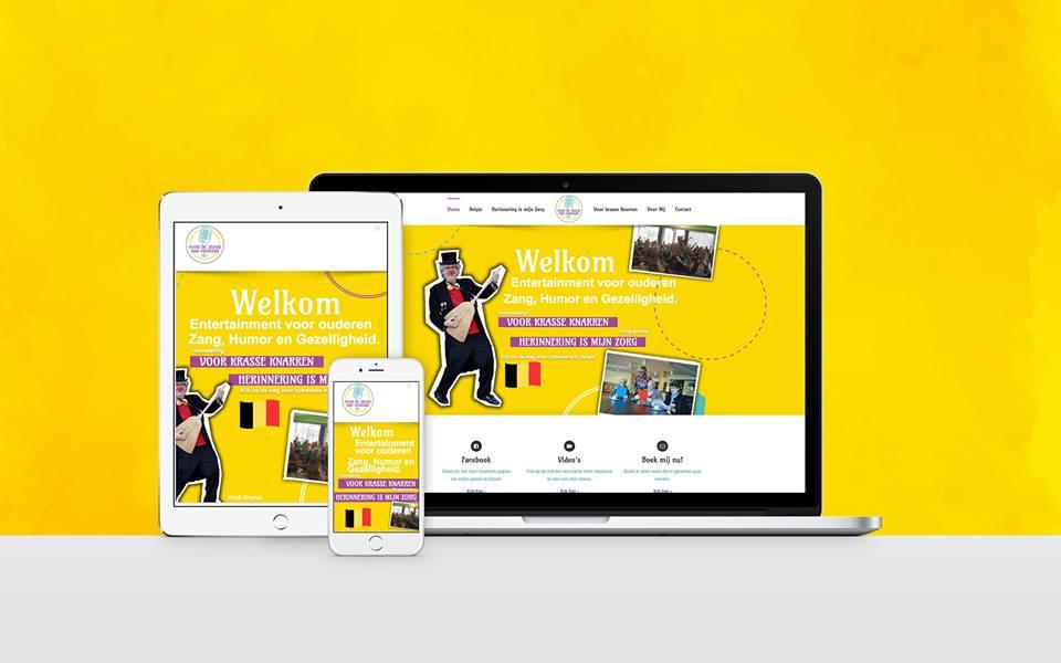 website ontwerp design