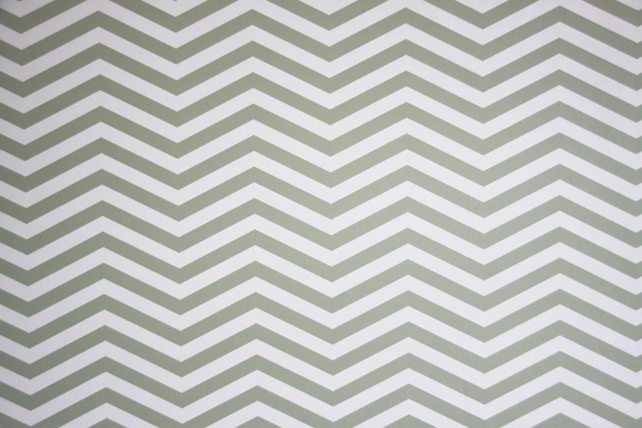zigzag behang printen