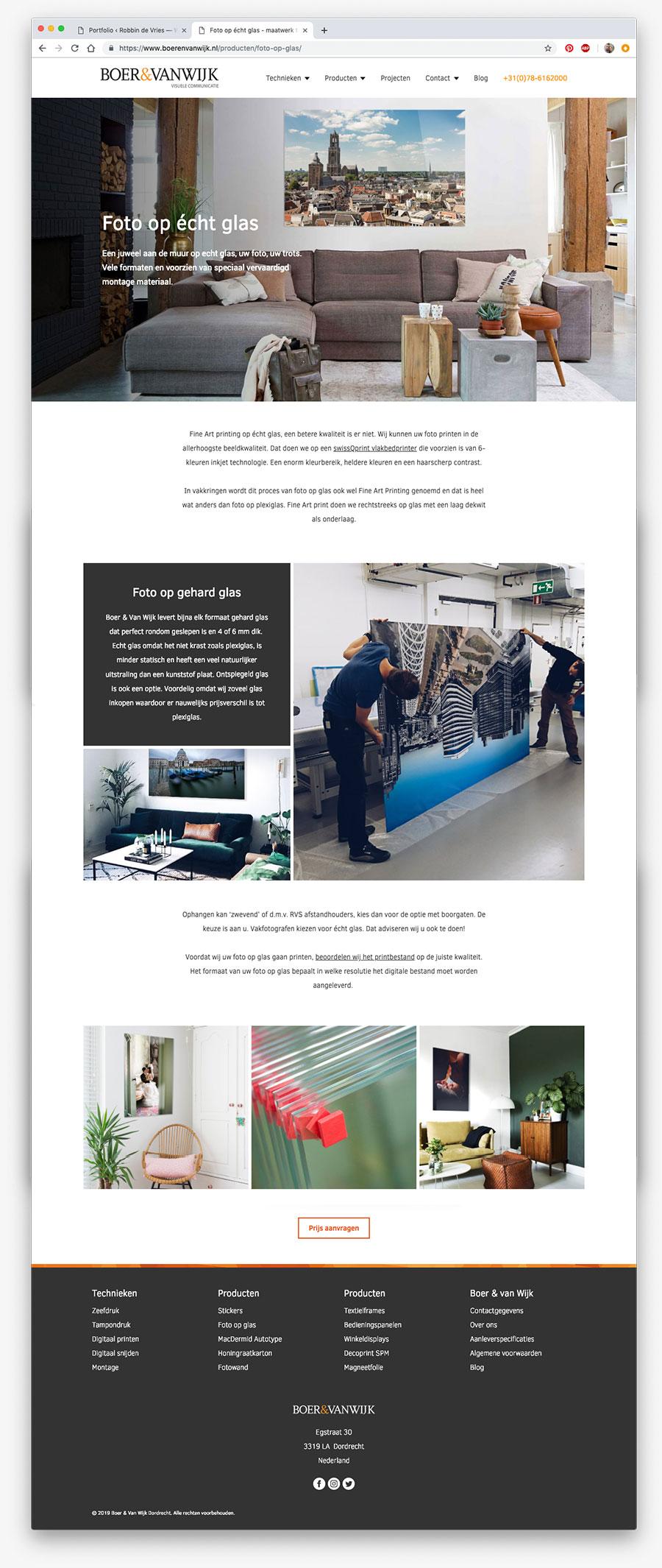 website ontwerp blockwise